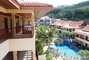 A view of the pool at Baan Yuree Resort & Spa - SHA Plus or nearby