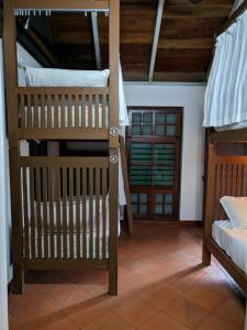A bunk bed or bunk beds in a room at ADRI CHEMBRA