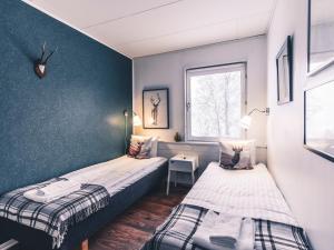 Кровать или кровати в номере Åre Bed & Breakfast