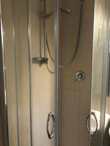 Salle de bains dans l'établissement Hotel Casale dei Massimi