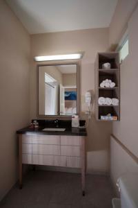 A bathroom at Punta Borinquen Resort