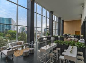 A restaurant or other place to eat at The Westin Lima Hotel & Convention Center