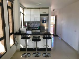 Una cocina o zona de cocina en Apartment Royal
