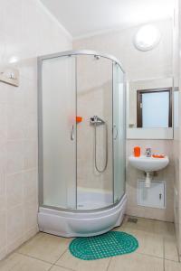 Ванная комната в IT Time Hotel