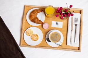 Завтрак для гостей Отель на Моховой