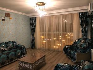 Uma área de estar em Winter Park-Heart of Baku