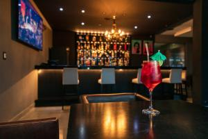 O lounge ou bar de Catuai Hotel