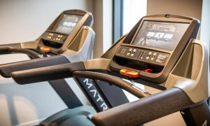 The fitness center and/or fitness facilities at Novotel Leicester