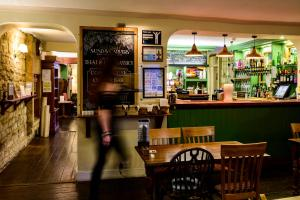A restaurant or other place to eat at The Swan Hotel - Bradford-on-Avon