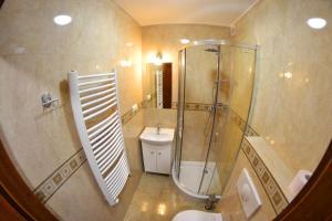 Łazienka w obiekcie Tylicki Zdrój