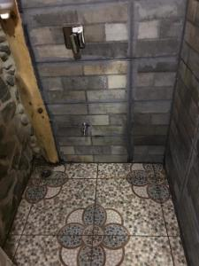 A bathroom at Paraiso Orocay Lodge
