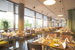 A restaurant or other place to eat at centrovital SPA & Sports Hotel