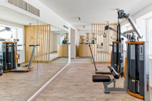 The fitness center and/or fitness facilities at TUI Blue Kalamota Island