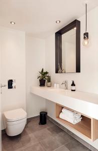 Et badeværelse på Comwell Kolding