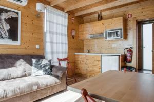 A cozinha ou kitchenette de Zmar Eco Experience