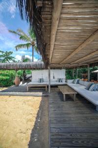 A piscina localizada em Hotel e Resort Villas de Trancoso ou nos arredores