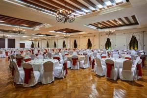Salones de banquete en el resort