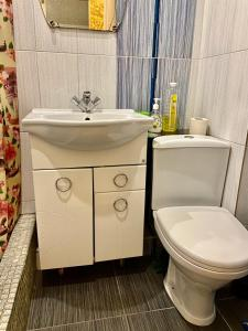 Ванная комната в Квартира Екатерины