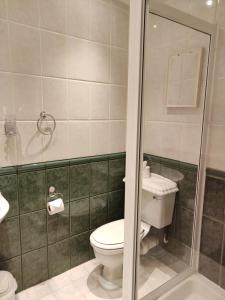 A bathroom at Arundel Park Hotel