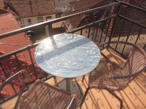 Balkón alebo terasa v ubytovaní Villa Old Town