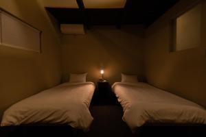 ORI stay and livingにあるベッド