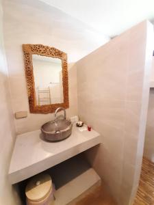 Ein Badezimmer in der Unterkunft Baan Sawan Samui Resort
