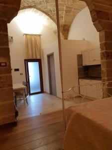 Cucina o angolo cottura di Palazzo dei Saraceni