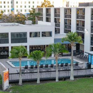 The swimming pool at or near Hotel Monreale Express International Drive Orlando