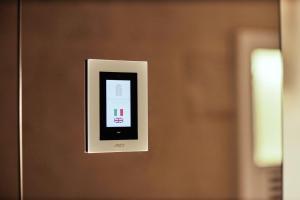 TV o dispositivi per l'intrattenimento presso Anima Pietra Luxury Suite