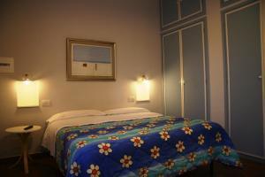 Кровать или кровати в номере Tenuta Agricola Fonte Di Papa