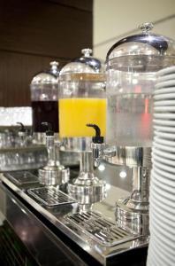 Bebidas em Al Sharq Hotel