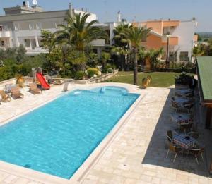 The swimming pool at or near Hotel Cuor Di Puglia