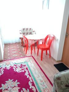 Гостиная зона в Гостевой дом Надежда