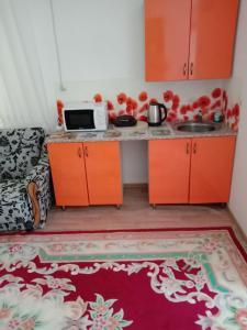 Кухня или мини-кухня в Гостевой дом Надежда