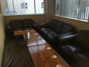 A seating area at The Loco