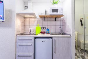Кухня или мини-кухня в ПитерДом Черная Речка