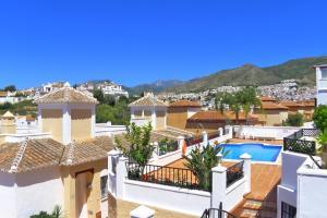 Vista de la piscina de Villa Olivia o alrededores