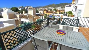 Un balcón o terraza de Villa Olivia