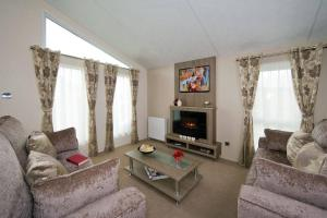 A seating area at Sunnybrae, Isle of Luing - Families and Couples Only