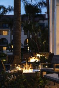 A restaurant or other place to eat at Hyatt Regency Huntington Beach Resort and Spa