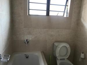 A bathroom at Villa K
