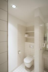Et badeværelse på Hotel Bremer Hof