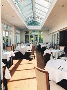 A restaurant or other place to eat at Fishmore Hall Hotel and Boutique Spa