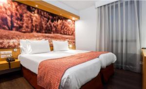 Cama o camas de una habitación en Exe Princep