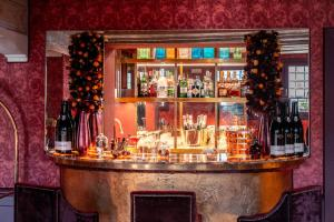 Salon ou bar de l'établissement Excess Venice Boutique Hotel & Private Spa