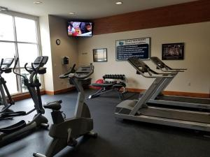 The fitness center and/or fitness facilities at Palace View Resort by Spinnaker