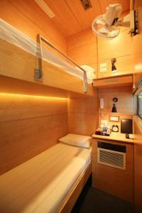 Phòng tắm tại VATC Sleep Pod Terminal 1