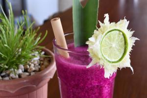 Drinks at Bruga Villas Restaurant and Spa