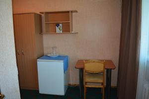 A kitchen or kitchenette at Institutul Muncii