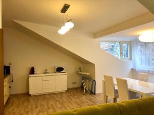 Posezení v ubytování Apartments Valencia